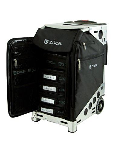 Zuca Pro Artist Case silver/black