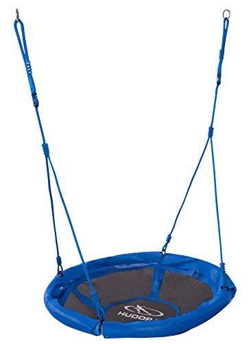 Preisvergleich Produktbild HUDORA - Nestschaukel 90cm Durchmesser, blau