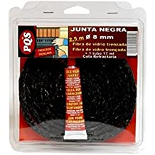 13030184 - Junta cristal estufa 10x2.5 mm pl pqs