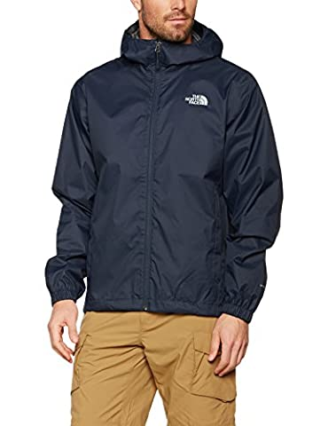 The North Face T0A8AZH2G. S Blouson Homme, Bleu (Urban Navy), 44 (Taille Fabricant: Small)