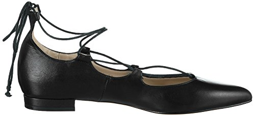 Paco Gil P3061 Damen Pumps Schwarz (Black)