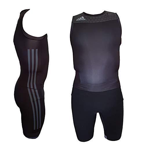 adidas Leistung 16 S M Suit Leichtathletik Weightlifting Einteiler Anzug Overall Women (S)