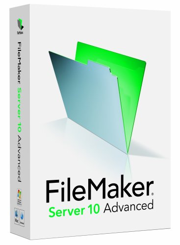 FileMaker Server 10 Advanced EDUCATION