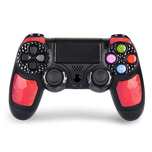 OUBANG Playstation DualShock 4 Controller PS4 Controller kabellose Fernbedienung mit Micro-USB-Ladekabel für Playstation 4/PS4 Pro/PS4 Slim/PC/PS TV (Royalblau) - Sony Multi-system-tv