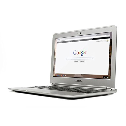 "Samsung Chromebook XE303 11.6"" Chrome Silver (Rxynos5/ 16gb ssd/ 2gb/ddr3) Grade A Microsoft (Certified Refurbished)"