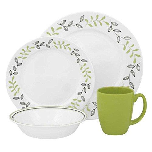 corelle-servizio-da-tavola-da-16-pezzi-in-vetro-vitrelle-motivo-di-piante-resistente-a-sbeccature-e-