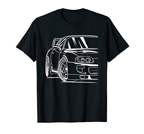 90er JDM Auto Automotive Gaming Retro T-Shirt