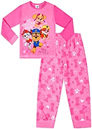 Pigiama ufficiale Paw Patrol per bambine Skye Ryder Chase Marshall, colore rosa