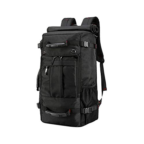 Zhhlaixing Herren Rucksack Wandern Camping Daypack - Große Kapazität Berg Reiserucksack Handtasche Outdoor Reisetasche Rucksack Radfahren Gepäck