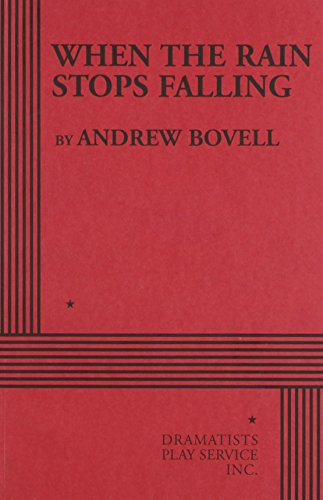 When the Rain Stops Falling por Andrew Bovell