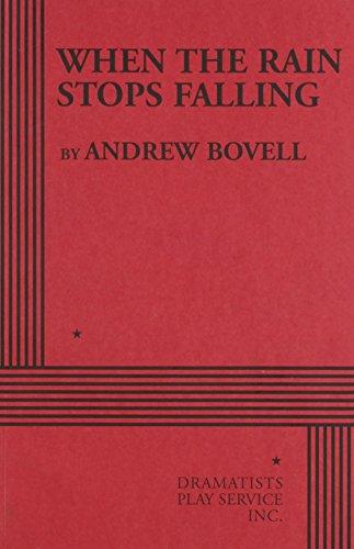 When the Rain Stops Falling por Andrew Bovell