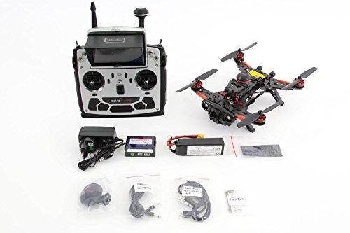 XciteRC 15003780 - FPV Racing Quadrocopter Drohne Runner 250 Advance RTF mit HD Kamera - 3