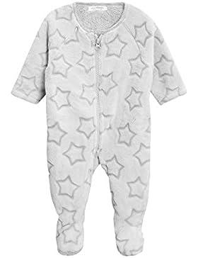 next Baby Jungen Weicher Fleece Schlafanzug Mit Stern (0Monate Bis 3Jahre)