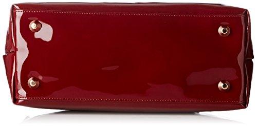 La Bagagerie Shop xbd, Sac porté main Rouge (bordeaux)