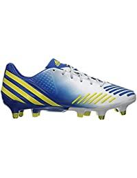 adidas Predator LZ XTRX SG, Scarpe da Calcio, Blanca-Azul-Amarilla