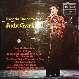 Judy Garland / Over The Rainbow With Judy Garland (Over The Rainbow Lp Judy Garland)