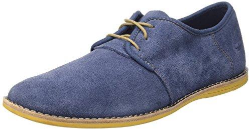 Timberland Revenia_revenia Suede Oxford, Oxfords homme Bleu - Blau (Vintage Indigo Hammer II)