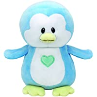 Ty - Twinkles: Pingüino, 23 cm, Color Azul (United Labels Ibérica 82008TY