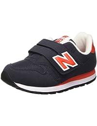 New Balance NBKV373VRP, Zapatillas de Gimnasia Unisex Niños
