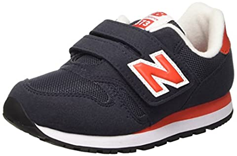 New Balance - NBKV373VRP - Gymnastique, bleu (navy red), taille