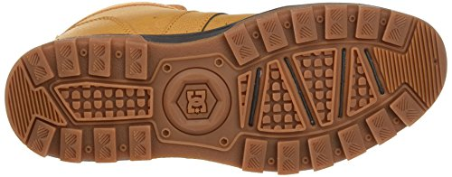 DC Shoes Herren Woodland Klassische Stiefel Braun (Wheat)