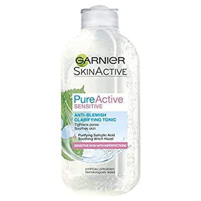 Garnier Pure Active Daily Deep Pore Wash Blemishes and Shine