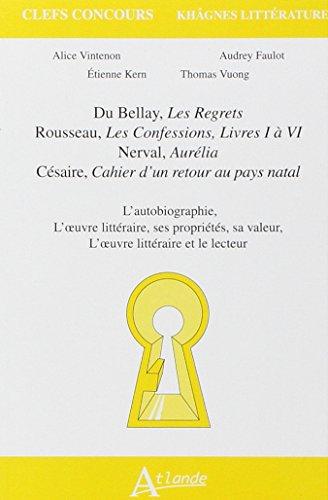 Clefs concours, Khâgnes littérature