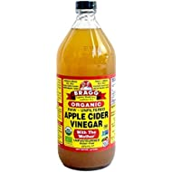 Braggs Apple Cider Vinegar With The Mother, 473ml (Pack of 2)