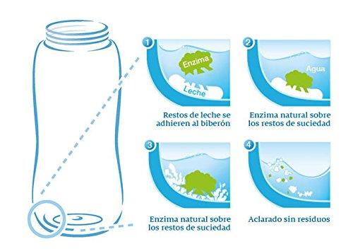 Nuk Detergente para Biberones - 380 ml