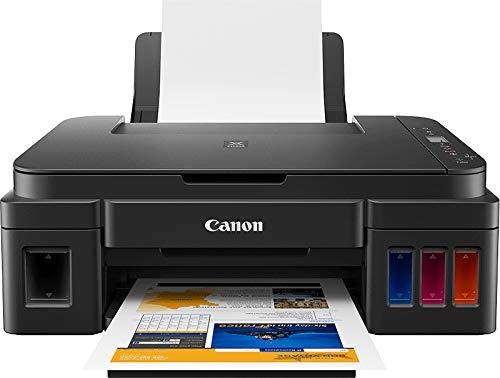 Canon PIXMA G2411 Jet d'encre 8,8 ppm 4800 x 1200 DPI A4 - Multifonctions (Jet d'encre, Impression Couleur, 4800 x 1200 DPI, 100 Feuilles, A4, Noir)