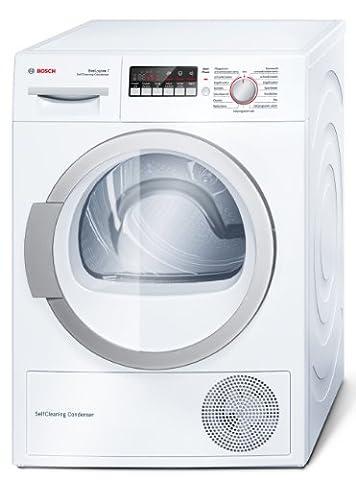 Bosch WTW86270 Wärmepumpentrockner / A++ / 7 kg / weiß