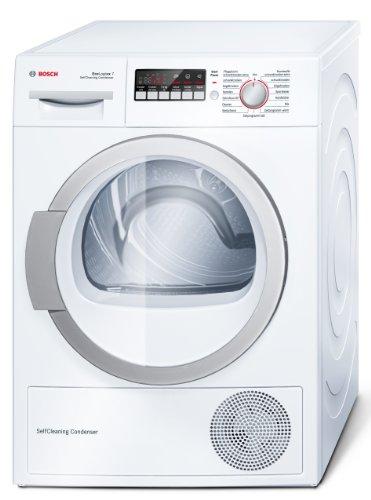 Bosch WTW86270 Wärmepumpentrockner / A++ / 7 kg / weiß / ActiveAir  Technology / SelfCleaning Condenser