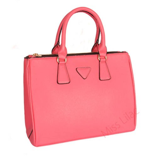 Miss Lilac, Borsa a spalla donna (Pink-X1255)