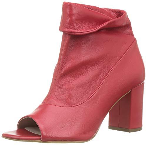 BATA 7245376 Scarpe col Tacco Punta Aperta Donna, (Rosso 5), 37 EU