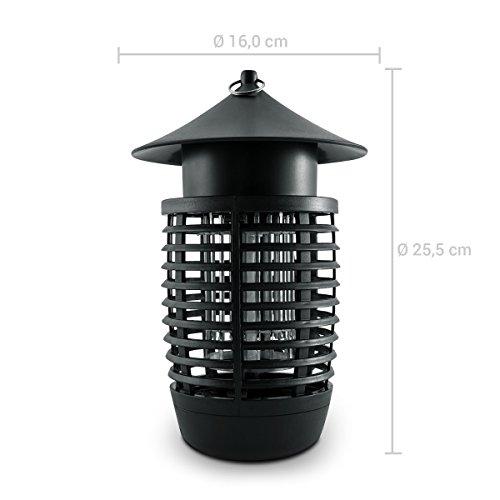 Zoom IMG-3 kwmobile lampada elettrica zanzare mosche