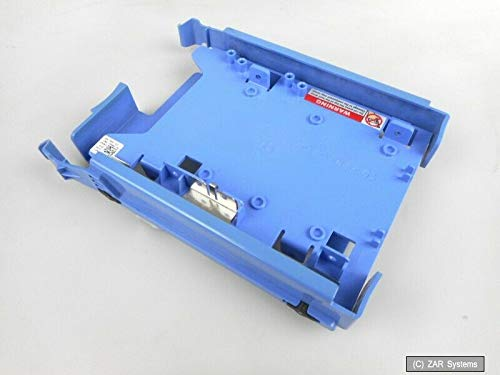 DELL H7283 + J132D Blue Festplatten-Einbaurahmen Hard Drive Caddy Rack, refurb.