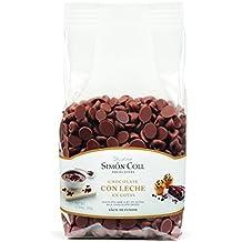 Simón Coll - Gotas de chocolate con leche - 500 ...