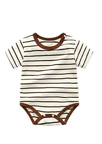 Aoweika Unisex Baby Body Alles Gute zum Geburtstag, Mama Strampler liebevoll Bedruckt Glückwunsch Kurzarm Body mit Aufdruck Bequem für Party, Zuhause, Wandern -