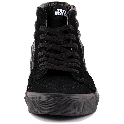 Vans Sk8-Hi Reissue, Sneakers Hautes Mixte Adulte Noir