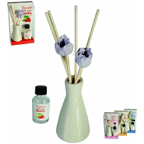 Blueberry Scented Room Diffuser / Air Freshener - 30ml of High Quality Luxury Oil with (Air Burner)