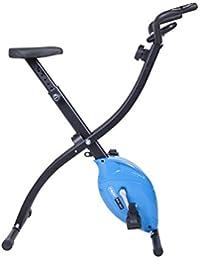 FYTTER Bicicleta Estática Racer Ra-XX Azul/Negro