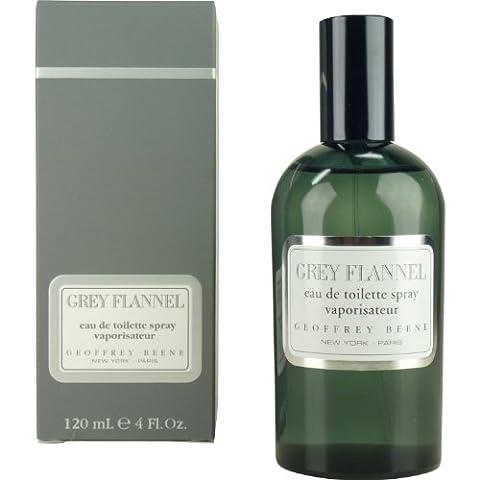 GREY FLANNEL by Geoffrey Beene Eau De Toilette Spray 120 ml