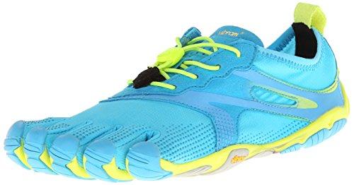 Vibram Bikila Evo W, Damen Joggingschuhe, Blau - Blu (Blue) - Größe: 38