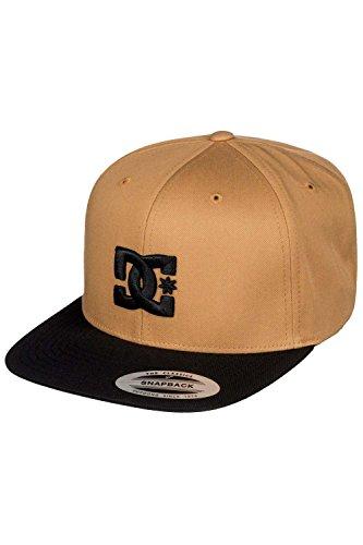 dc-herren-snappy-cap-herren-snappy-amber-gold-einheitsgrosse