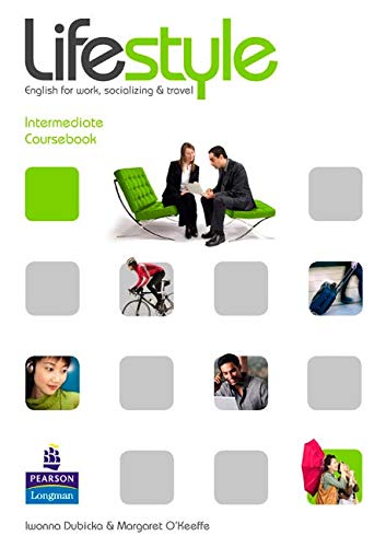 Lifestyle Intermediate Coursebook (with CD-ROM): English for Work, Socializing and Travel