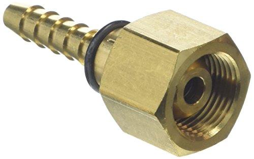AES W.1121 Schlauch-Rückschlagventil, rechtsgewinde, 10 mm - 6 mm Durchmesser