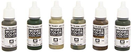 VALLEJO-70154 70154 Model Color WARGAME German I, Multicolor