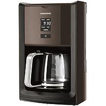 grundig km 7280 g programmierbare kaffeemaschine 1000 w 12 tassen 1 8 l