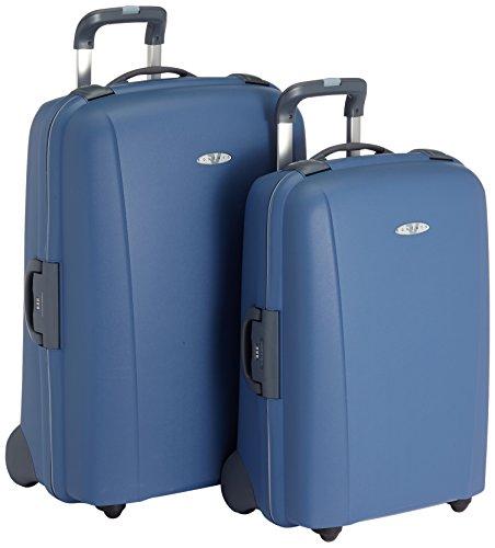 roncato-flexi-2-wheels-trolley-set-2-part-blue