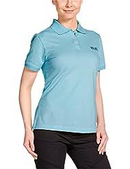 Jack Wolfskin Damen Polo Shirt Women